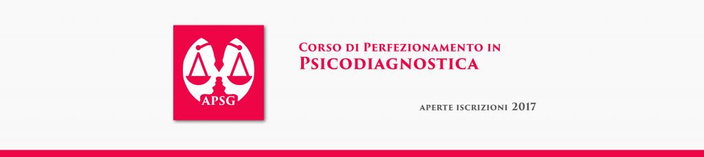 Corso Perfezionamento Psicodiagnostica